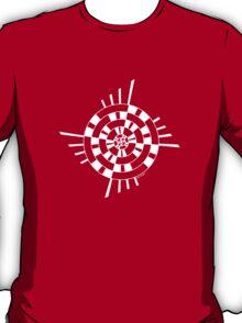 Mandala 1 Simply White T-Shirt