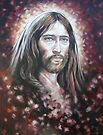 Mystical Jesus by Tahnja