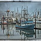 My Lee - Yaquina Bay by thomr