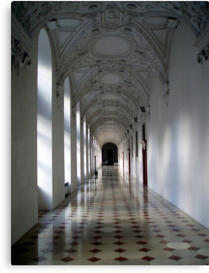 Hallway by Paul Finnegan