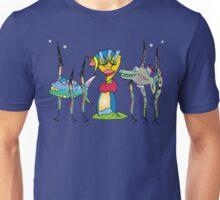Stay Upbeat Unisex T-Shirt