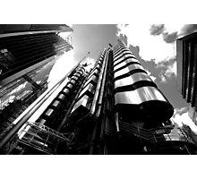 Lloyds Building, London Photographic Print