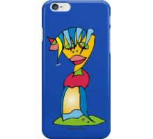 Stay Upbeat iPhone Case/Skin