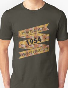 Highest Quality 1954 Aged To Perfectio T-Shirt