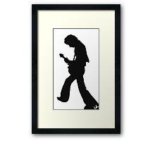 Brian May Framed Print
