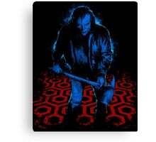 Dull Boy Canvas Print