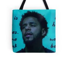 J Cole - This is my canvas Tote Bag