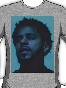 J Cole - This is my canvas T-Shirt
