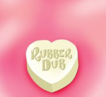 Rubber Dub Sticker
