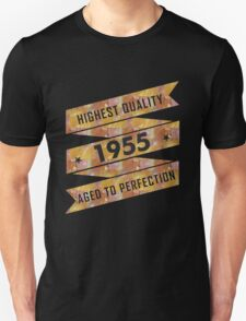 Highest Quality 1955 Aged To Perfection T-Shirt