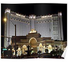 Monte Carlo..Las Vegas by Night Poster