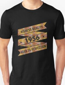 Highest Quality 1956 Aged To Perfection T-Shirt