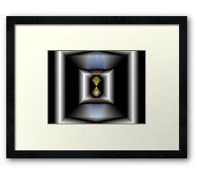 bond Framed Print