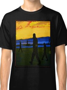 Lost In Black Classic T-Shirt