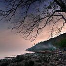 Peaceful Phi Phi Eve. by Robert Mullner