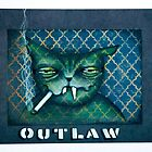 OUTLAW - Original art by ANGIECLEMENTINE by Angieclementine