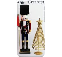 Guardian Of  The Christmas Tree iPhone Case/Skin