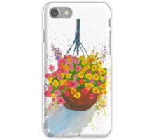 Hanging Basket iPhone Case/Skin