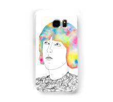 colors in his hair Samsung Galaxy Case/Skin