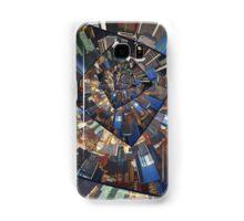 Spinning City Walls Samsung Galaxy Case/Skin