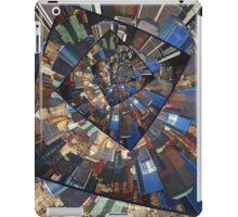 Spinning City Walls iPad Case/Skin