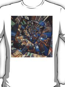 Spinning City Walls T-Shirt