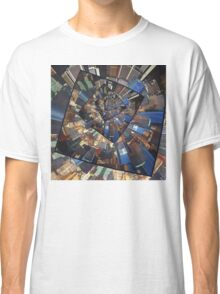 Spinning City Walls Classic T-Shirt