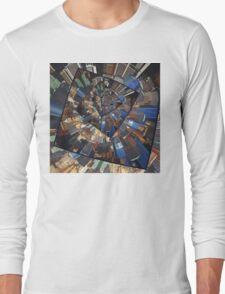 Spinning City Walls Long Sleeve T-Shirt