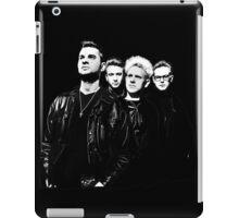 Depeche Mode : 90's Dave, Alan, Martin, Andy Digitalpaint Cutout iPad Case/Skin