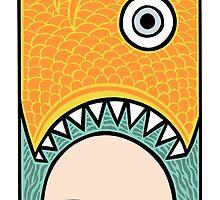 Fish Head by baggelboy