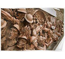 War Memorial - London Poster