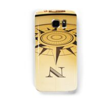 Which Way is North Samsung Galaxy Case/Skin