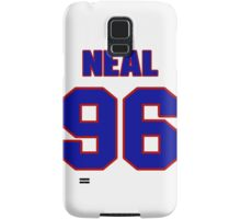 National football player Mike Neal jersey 96 Samsung Galaxy Case/Skin
