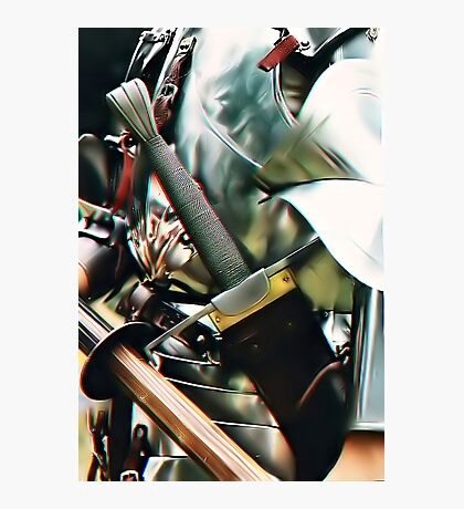 Armour Photographic Print