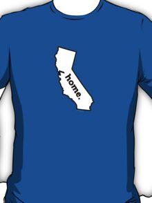 California. Home. T-Shirt