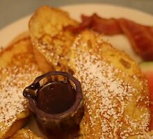 Hearty French Toast = Yum! by kittybkho