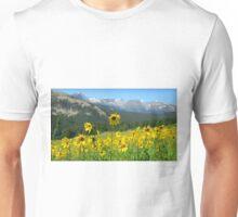 Colorado Wildflowers Unisex T-Shirt