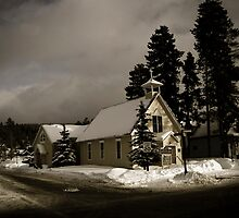 Winter Prayers by Rowan Kanagarajah