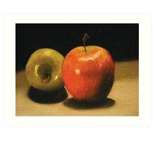 Delicious Apples Art Print