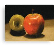 Delicious Apples Canvas Print
