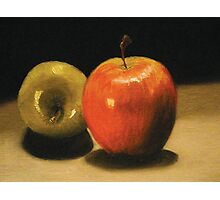Delicious Apples Photographic Print