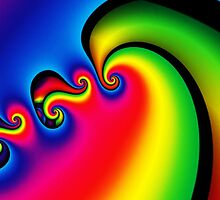 spiralnebel by Silvia Eichhorn
