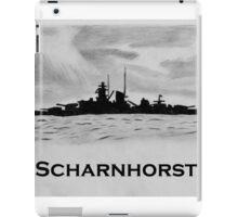 Scharnhorst iPad Case/Skin