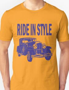 RIDE IN STYLE-CLASSIC T-Shirt