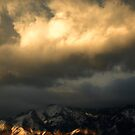 Late Winter Storm - Wasatch Mountains by Ryan Houston
