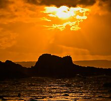 Orange Sky by Michael Jordan
