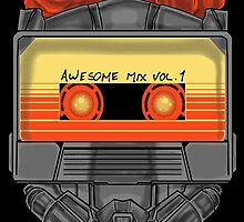 Awesome Mask Volume 1 by J PH