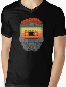 Awesome Mask Volume 1 Mens V-Neck T-Shirt