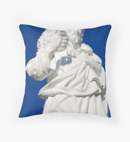 Lamb of God Throw Pillow