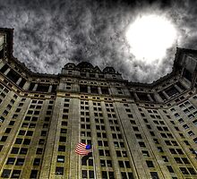 Gotham City Hall by Twisted